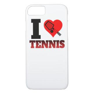 I Heart Tennis iPhone 7 Case