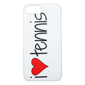 """i heart tennis"" Phone Case"