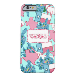 I Heart Texas Barely There iPhone 6 Case