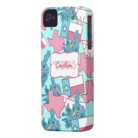 I Heart Texas Case-Mate iPhone 4 Case