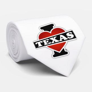I Heart Texas Tie