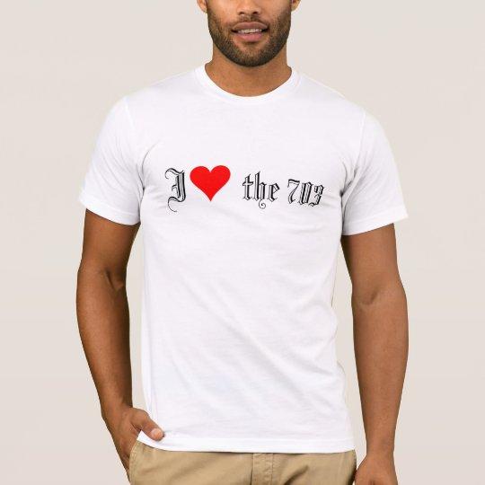 I (heart) the 703 T-Shirt