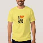 I (heart) The Sun - Lite Multi-Products T Shirt