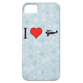 I Heart The Wright Brothers Barely There iPhone 5 Case