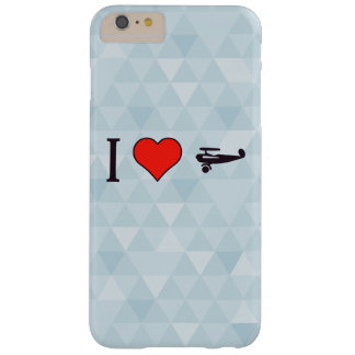 I Heart The Wright Brothers Barely There iPhone 6 Plus Case