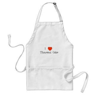 I Heart Thousand Oaks Standard Apron