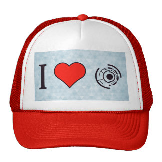 I Heart To Connect The Wires Cap