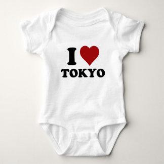 I HEART TOKYO BABY BODYSUIT