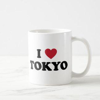 I Heart Tokyo Japan Coffee Mug