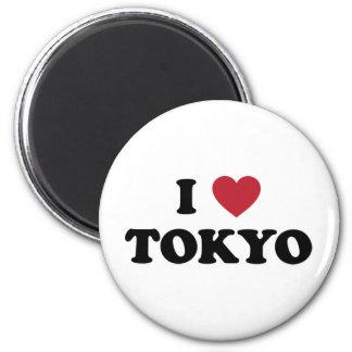 I Heart Tokyo Japan Fridge Magnets