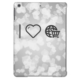 I Heart Travelling Abroads Case For iPad Air