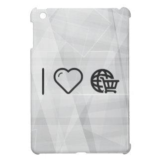 I Heart Travelling Abroads iPad Mini Cases