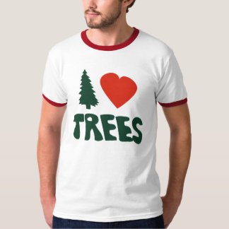 I Heart Trees T-Shirt
