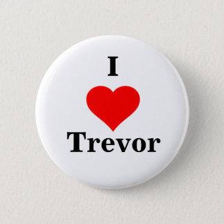 I Heart Trevor Button