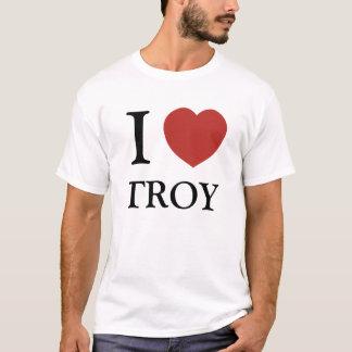 I Heart Troy T-Shirt