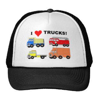 I HEART TRUCKS CAP