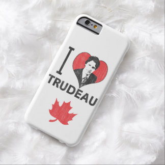 I Heart Trudeau Barely There iPhone 6 Case