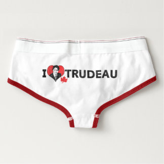 I Heart Trudeau Boyshorts