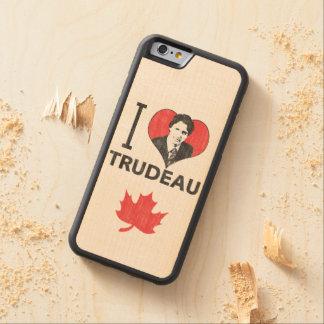 I Heart Trudeau Maple iPhone 6 Bumper Case