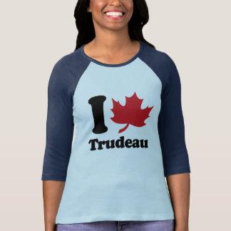 I Heart Trudeau - Maple Leaf -.png Tee Shirt