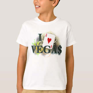 I Heart Vegas T-Shirt