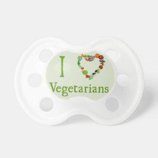 I Heart Vegetarians Dummy