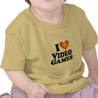 I (heart) Video Games - Lite Multi-Product T-Shirt