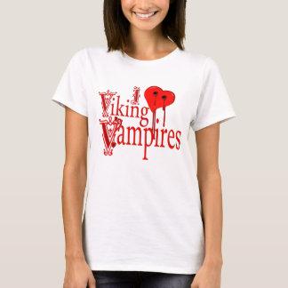 I Heart Viking Vampires T-Shirt