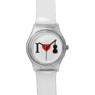 I heart Violin Watch