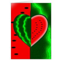 I (Heart) Watermelon