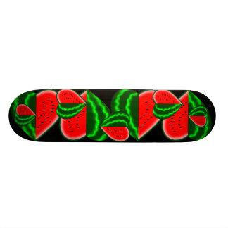 I (Heart) Watermelon 20 Cm Skateboard Deck