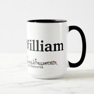 I Heart William Mug