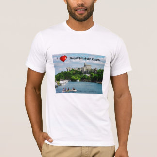 I heart Windsor Castle t-shirt