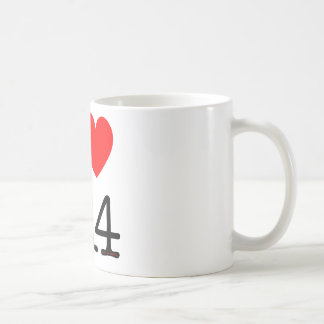 I Heart Wisconsin 14 Coffee Mug
