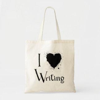 I Heart Writing Tote