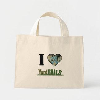 I Heart Yard Fails Bags
