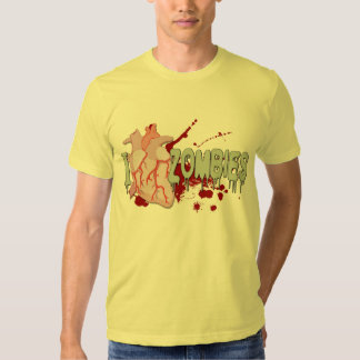 I Heart Zombies T Shirts
