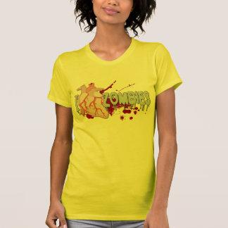 I Heart Zombies Tshirts