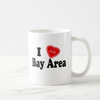 I (Hella) Love Bay Area Mug