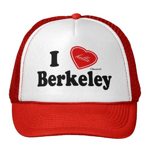 I (Hella) Love Berkeley Cap