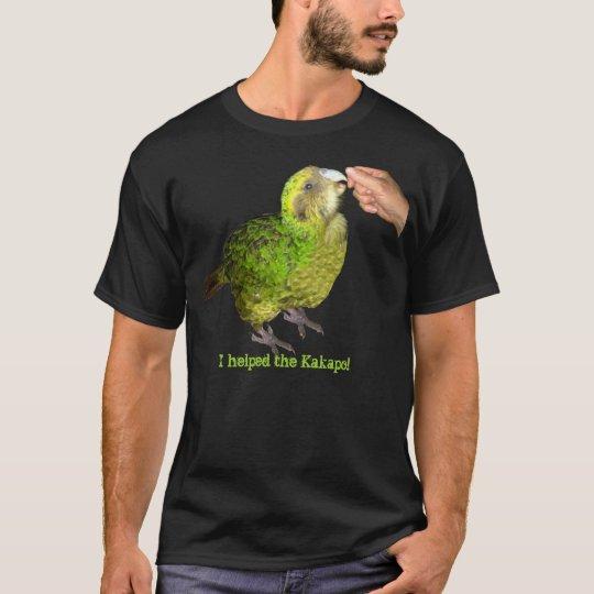 I helped the Kakapo! T-Shirt