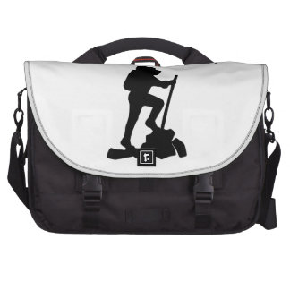 I Hike What s Your Super Power Laptop Bags