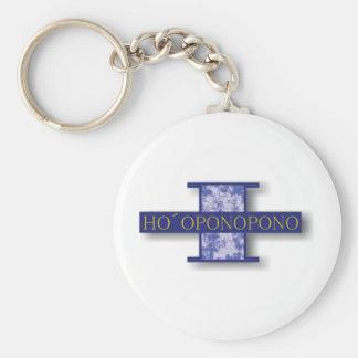 I Hooponopono Key Ring