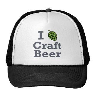 I [hop] Craft Beer Hat