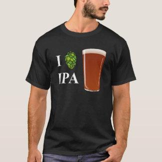 """I """"hop"""" IPA design T-Shirt"""