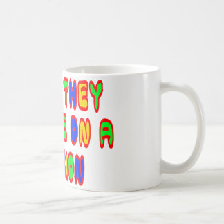 I Hope They Call Me On A Mission Coffee Mug