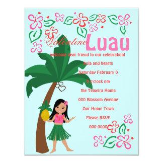 I Hula-Love You Card