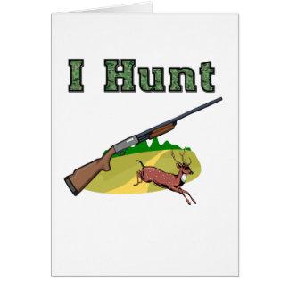 I Hunt Cards