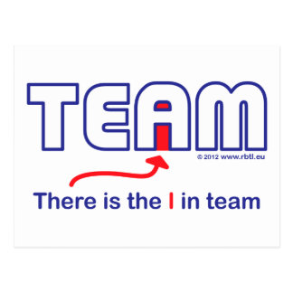 i in team white.pdf postcard