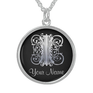 I Initial with Your Name Necklace Jewelry